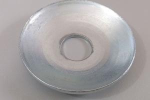Arruela concava de ferro